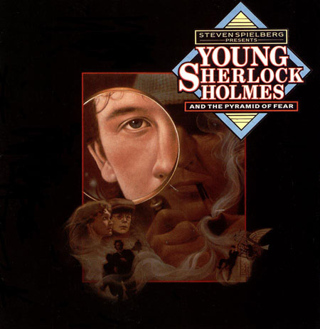 Young Sherlock Holmes - Audio cassette