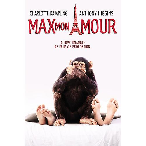 Anthony Higgins - Max, Mon Amour - DVD