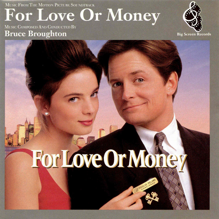 For Love or Money OST